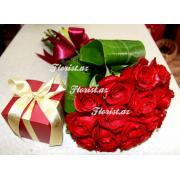 Цветы и Шоколады